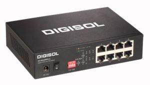 DIGISOL-Ethernet-Unmanaged-PoE-Switch