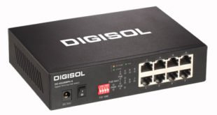 DIGISOL-Ethernet-Unmanaged-PoE-Switch