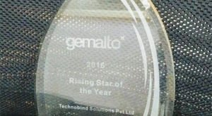 TechnoBind-Receives-Gemalto-Award