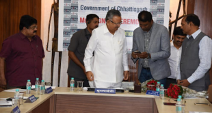 Smartron Signs MoU with Govt. of Chhattisgarh