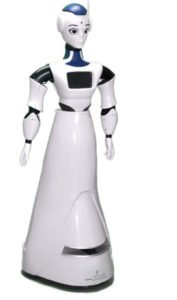 Humanoid-Multi-purpose-Service-robot