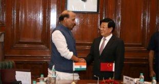India,China-Unites-Sign