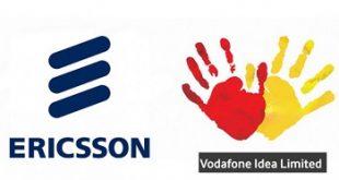 Ericsson vodafone