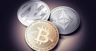 Bitcoin-Litecoin-Ethereum