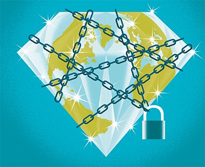Blockchain-for-Diamonds