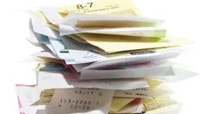 Paper-Receipts