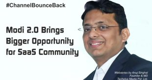 Modi 2 Brings Bigger Opportunity for SaaS Community