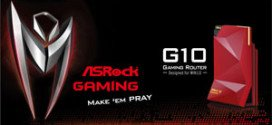 ASRock Introduces Gaming Router G10