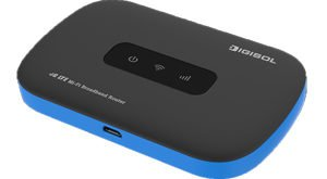 DIGISOL launches Mi-Fi Portable Broadband Router with 4G support