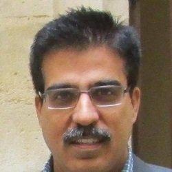 Navin Parti-Vice President ,Q3 Technologies