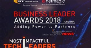 itVARnews Business Leader Awards Chennai Chapter 2018