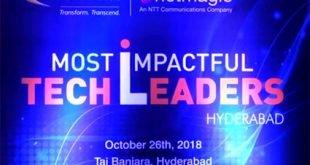 itVARnews Business Leader Awards Hyderabad Chapter 2018
