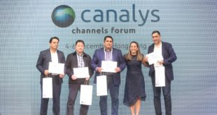 ITVARnews Bags Canalys Most Hardworking B2B Media Award