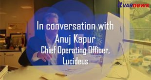 In conversation with Anuj Kapur, Chief Operating Officer, Lucideus