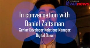 In conversation with Daniel Zaltsman, Senior Developer Relations Manager, DigitalOcean