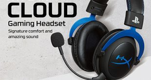 HyperX Cloud Gaming Headset for PlayStation 4 in India