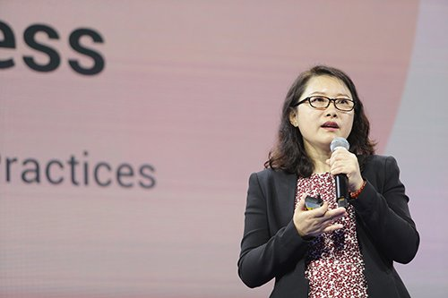 Selina Yuan President of Alibaba Cloud