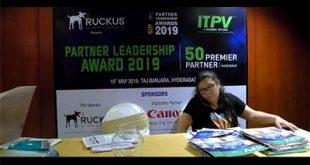 ITPV Partner Leadership Awards Hyderabad Chapter 2019