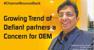 Growing Trend of Defiant partners a Concern for OEM