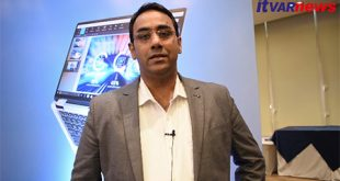 Dell unveils it's all new business laptop at the capital of India