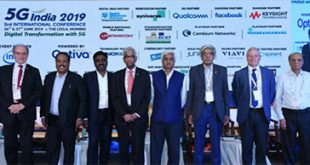India ready to board the 5G Bus at 5G India 2019