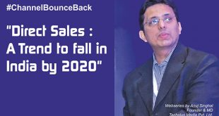 Direct-Sales-A-Trend-to-fall-in-India-by-2020