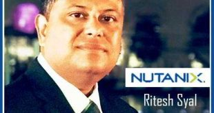 Nutanix Appoints Ritesh Syal to Lead Channel Business in India