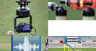 Technology's Role in Cricket