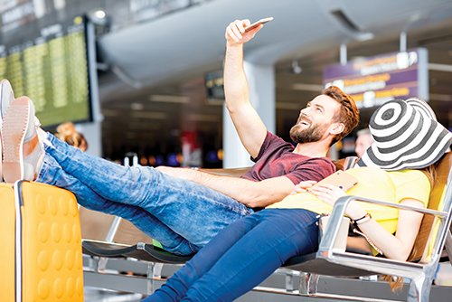 DIGITAL TRAVELERS DRIVE AIRLINE AND AIRPORT PASSENGER STRATEGIES FOR 2025