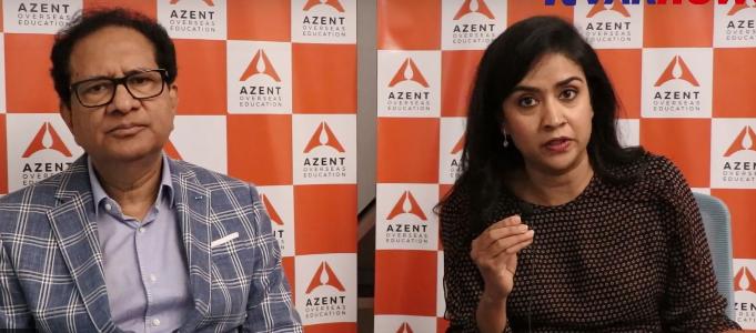 AZENT : An online-offline edtech start-up