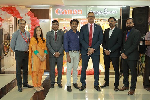 Canon India amplifies its retail presence in Kerala