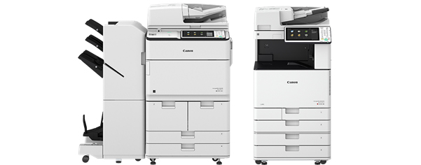 Canon Teams up with McAfee to Provide Businesses with Embedded Protection on MFDs