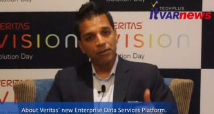 Veritas' new Enterprise Data Services Platform allows you to have full control of data