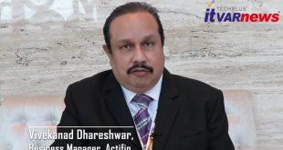 Vivekanda Dhareshwar from Actifio