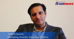 Ankesh Kumar - Channel Marketing & Programs - Schneider