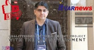Qualitykiosk on their recent project with the UAE government | Amit Bhasin