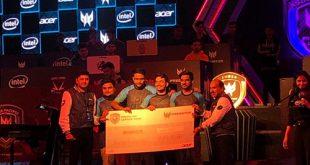 "Acer's Mega eSports Tournament ""The Predator Gaming League – India Finale"" Concludes in Bengaluru"